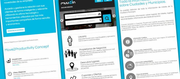 Ofrece un producto de calidad cómo Muuwin
