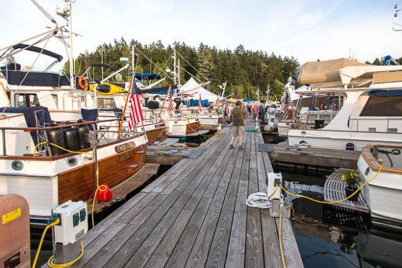 Archimedes Grand Banks Rendezvous docks 1