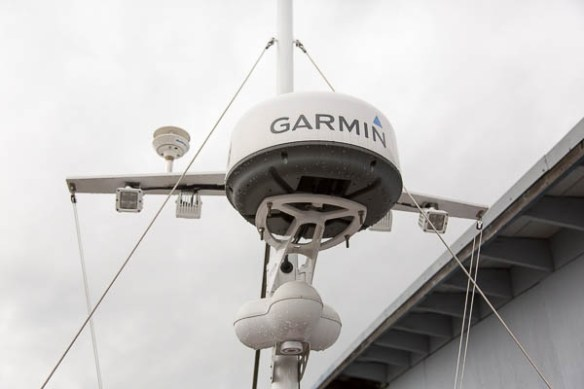mv Archimedes Garmin 18 hd radar old 1