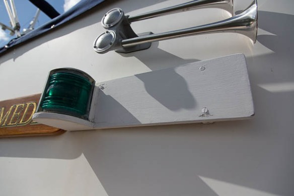 mv Archimedes nav light boards 1