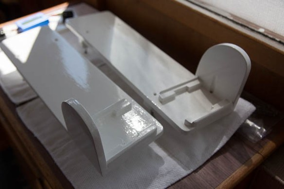 mv Archimedes nav light boards 3