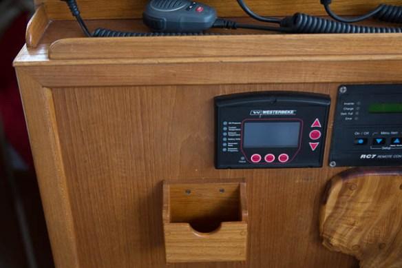 mv Archimedes propane monitor install 1