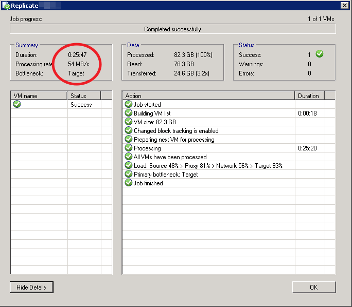 Veeam v6 Distributed Architecture - Proxies, Repositories