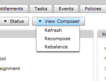 VMware View - Reset, Refresh, Rebalance, Recompose, Rehuh?