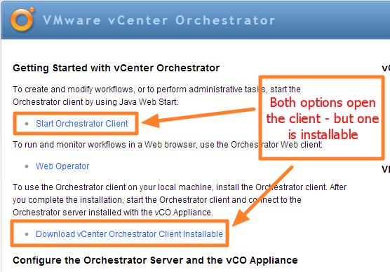 vCOClient