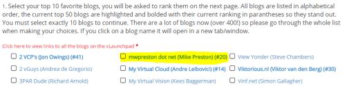 mwpreston dot net vote