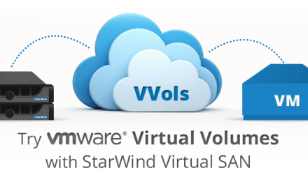 Want to try VVOLs?  How about StarWind?