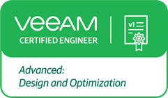 My Veeam VMCE-A Course and Exam Experience