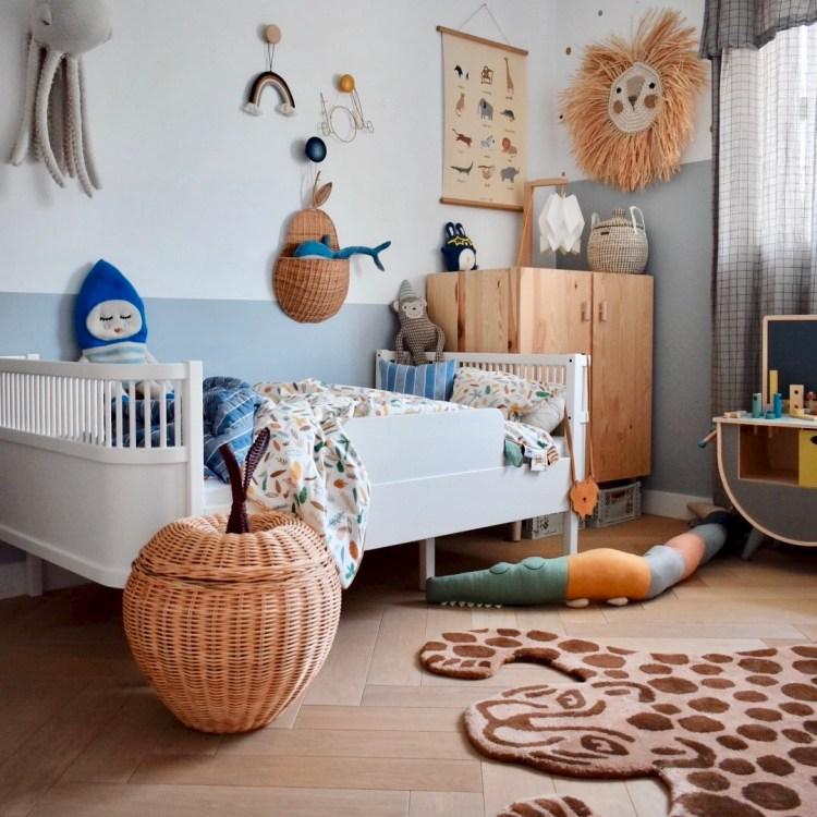 Fantasyroom Blog: Die schönsten Instagram Kinderzimmer - Jungenzimmer mit Sebra Bett