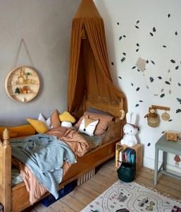 Fantasyroom Blog: Die schönsten Instagram Kinderzimmer - Vintage Kinderbett mit Dinki Balloon