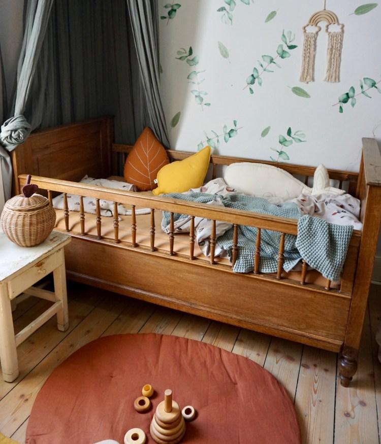 Fantasyroom Blog: Die schönsten Instagram Kinderzimmer - Vintage Kinderbett
