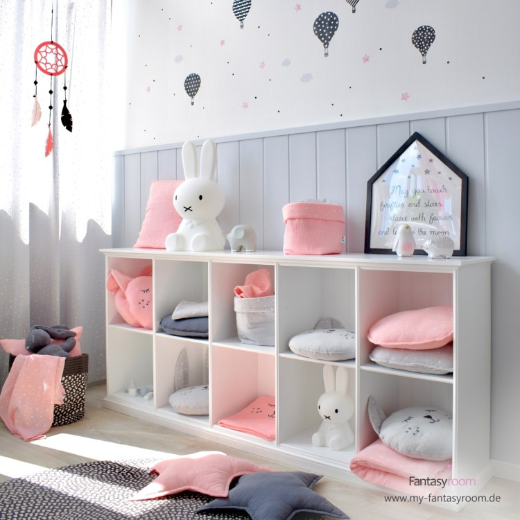 Offenes Kinderzimmer Regal von Oliver Furniture