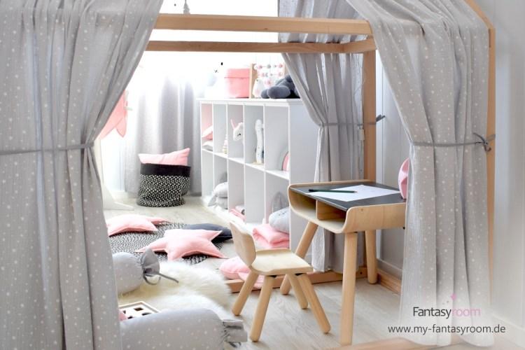 Plantoys Sitzgruppe im Hausbett als Spielecke