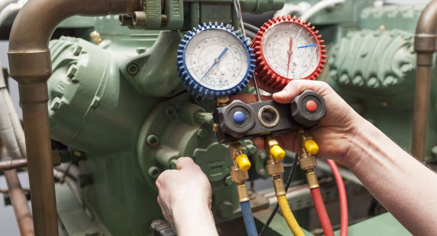Low Refrigerant Charge Negatively Impacts Energy Efficiency