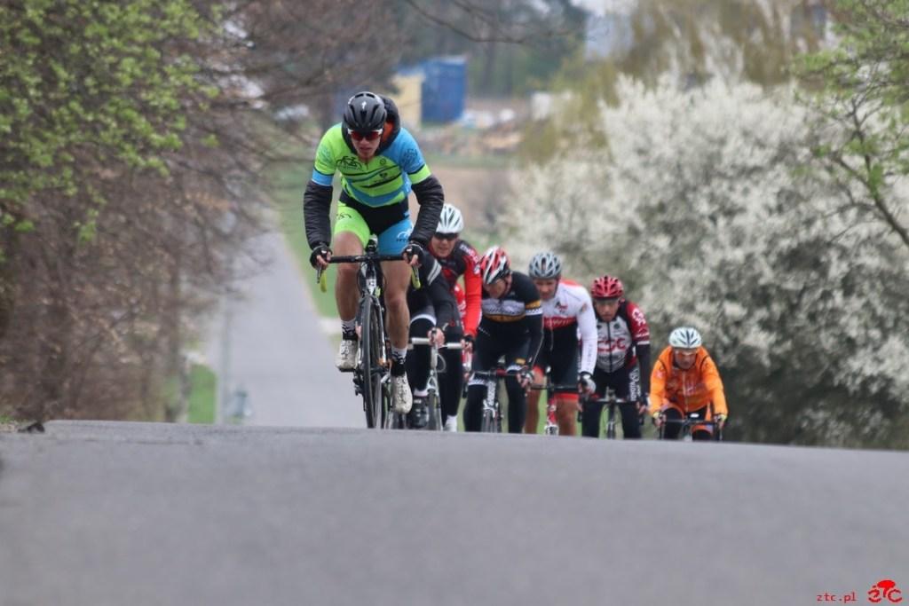 MyBike Road Team na ŻTC Szosomannia