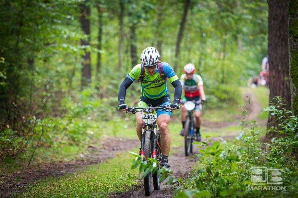Poland Bike w Konstancinie-Jeziornie - pościg i ucieczka