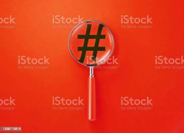 Conduct thorough research on the hashtags on social media.