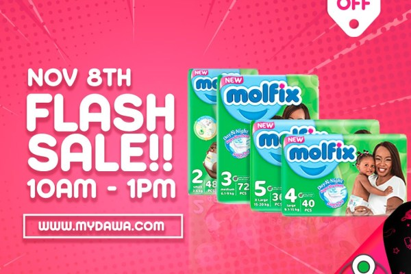 Molfix Flash Sale