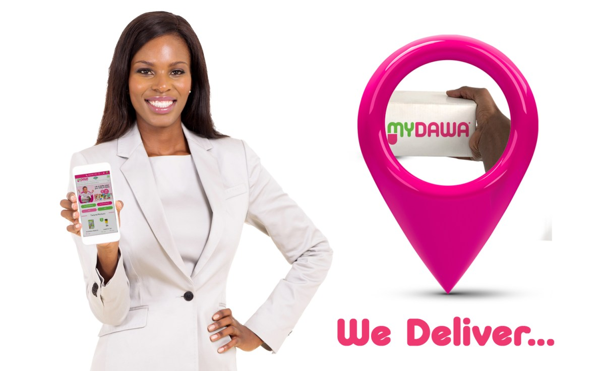 MYDAWA delivers