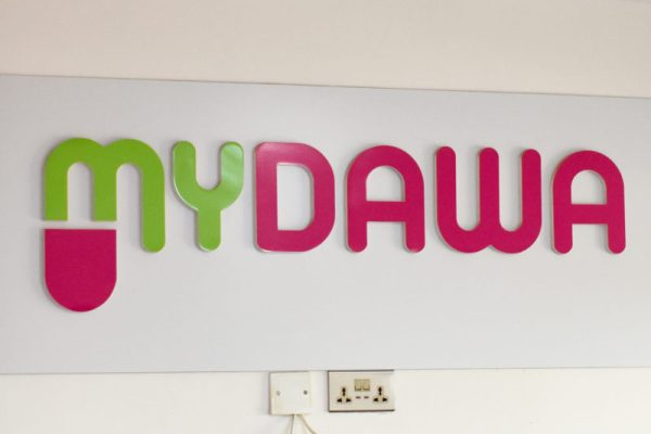 MYDAWA Pharmacy Logo