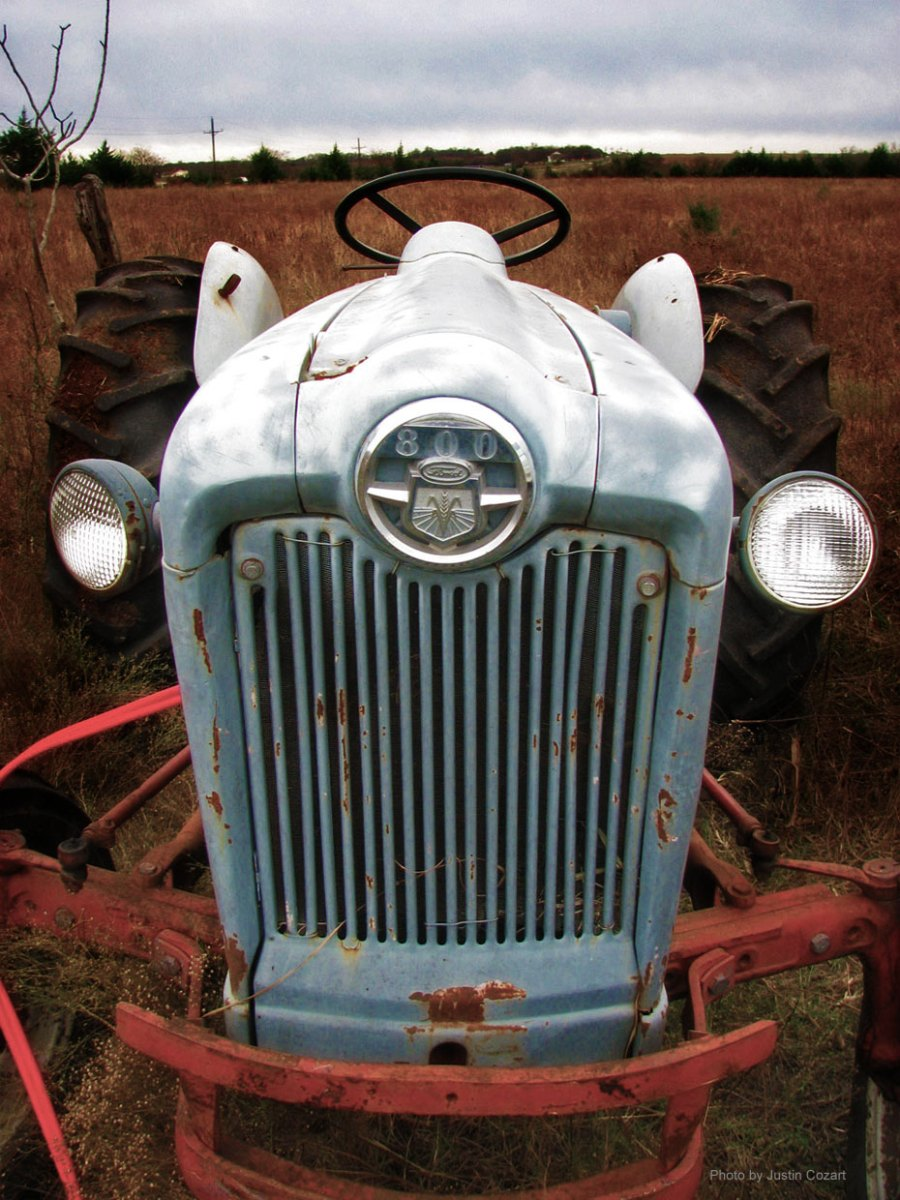 Ford 800 by Justin Cozart