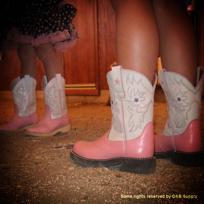 The Girls Boots