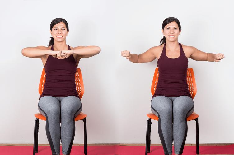Yoga Upper Chest Back Opener
