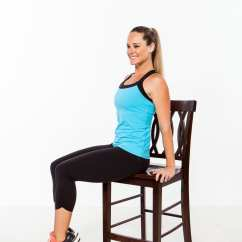 30 Minutes In Chair Exercises For Seniors Childrens Sleeper Chairs 20 Minute Full Body Workout Myfitnesspal