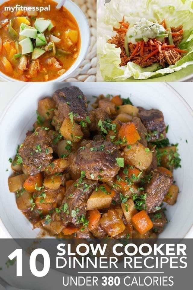 10 Slow Cooker Dinners Under 380 Calories | MyFitnessPal