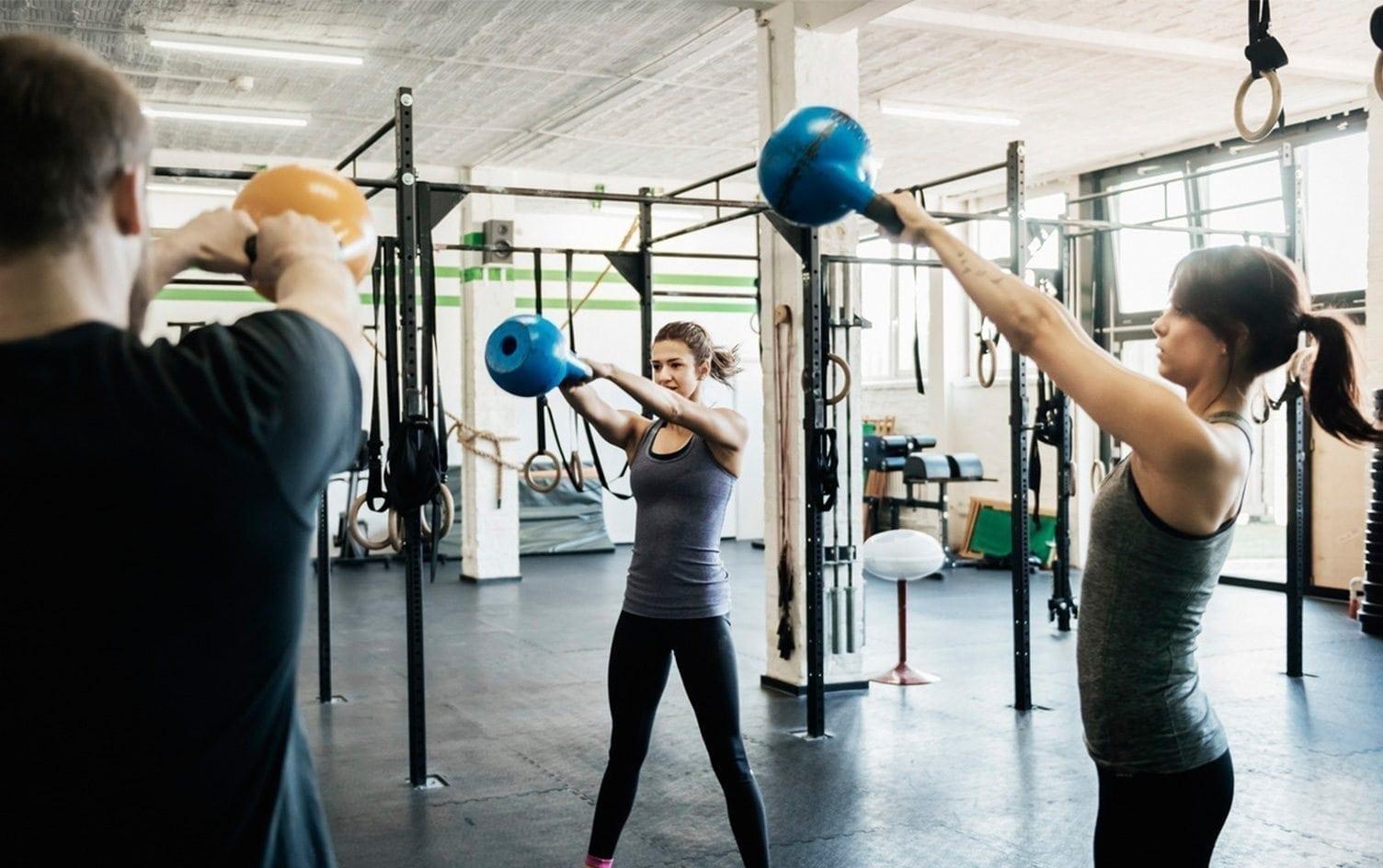 8 Kettlebell Exercises for Everyone | MyFitnessPal