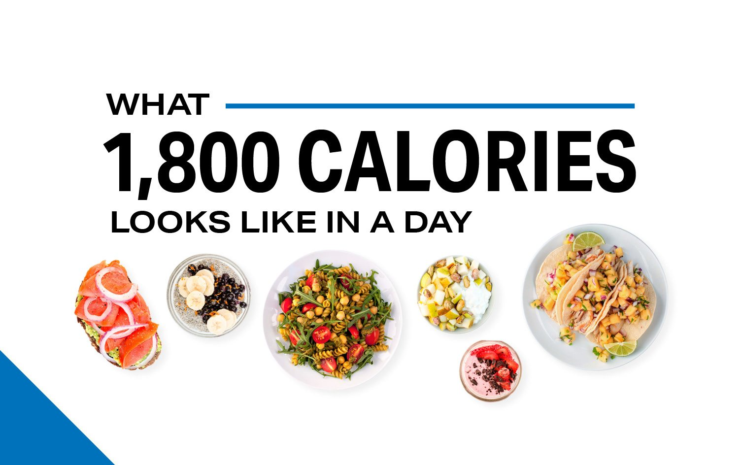 What An 1 800 Calorie Day Looks Like