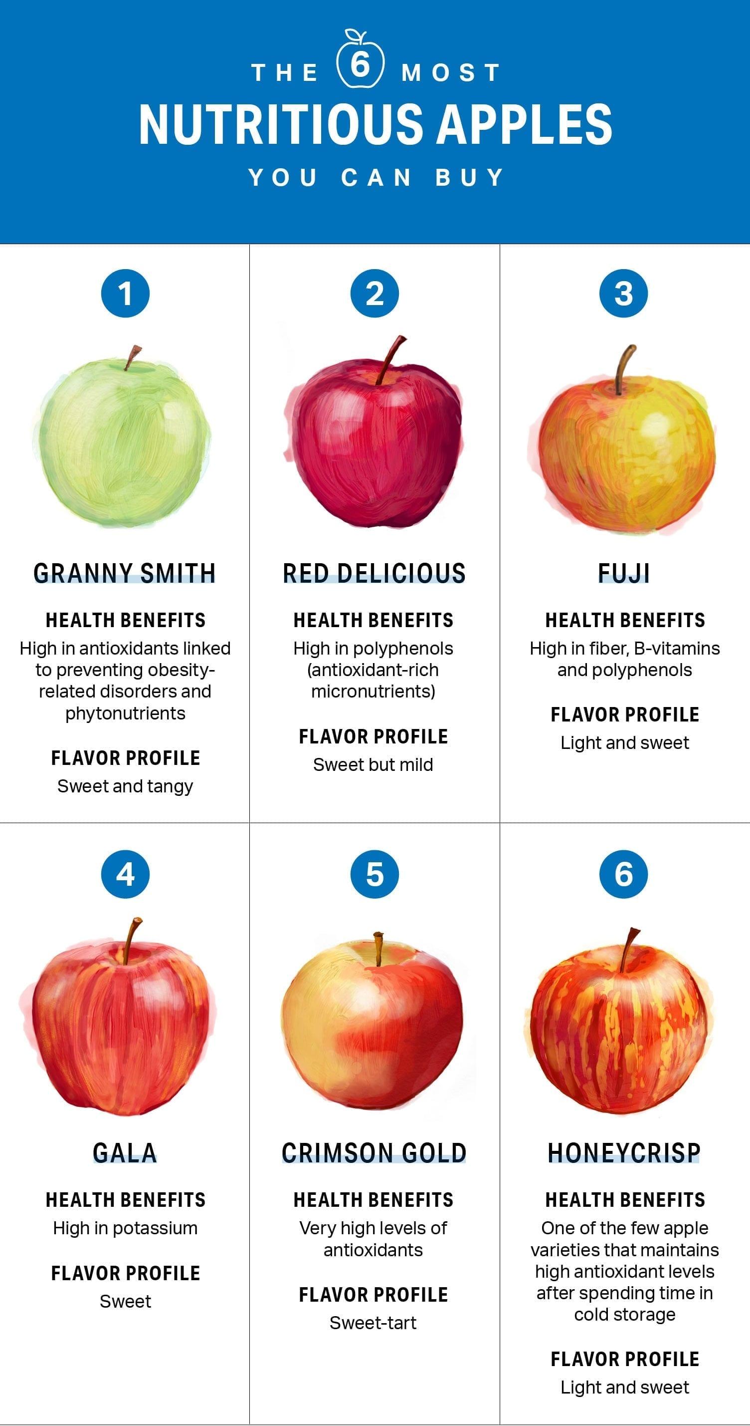 Calories in Fuji Apple, raw, with skin   CalorieKing
