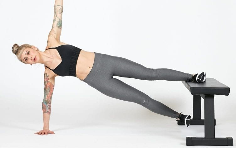 The Hardest Side Plank You Ll Ever Try Fitness