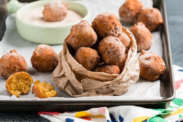 kumara doughnuts