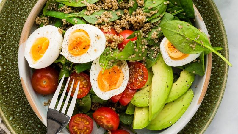 quinoa breakfast blog