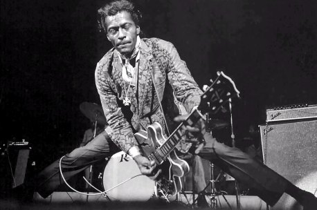 chuck berry guitare blues