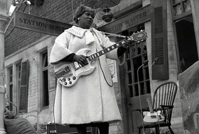 Rosetta Tharpe, la marraine du Rock And Roll