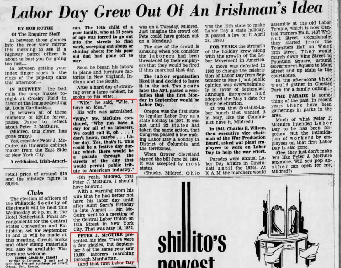 The Cincinnati Enquirer, Cincinnati, Ohio, September 1, 1968, Page 66