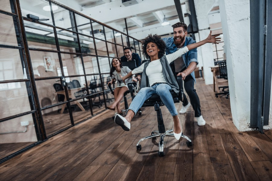 Create an active office for healthier, happier employees
