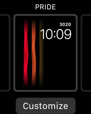 Pacer Apple Watch complication steps concept