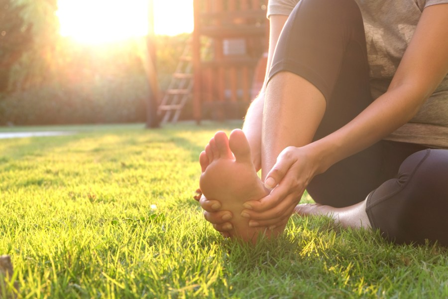 7 Sources of Foot Pain from Walking (and how to feel better!)