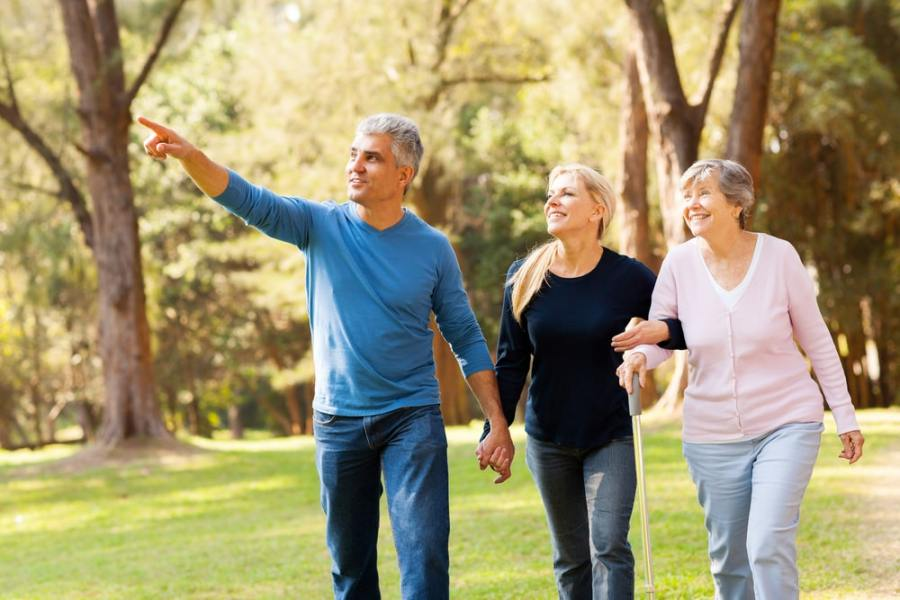 Why you should walk for cardiovascular health and keep your heart healthy!