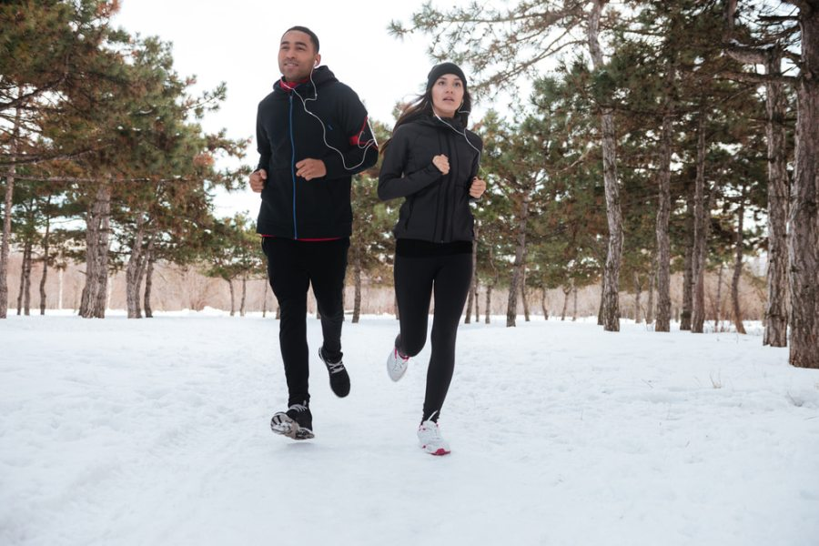 Winter Exercise + How to Walk in the Cold!