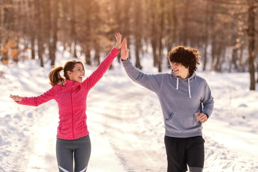 Walking (and exercise) can make you more energetic and happier
