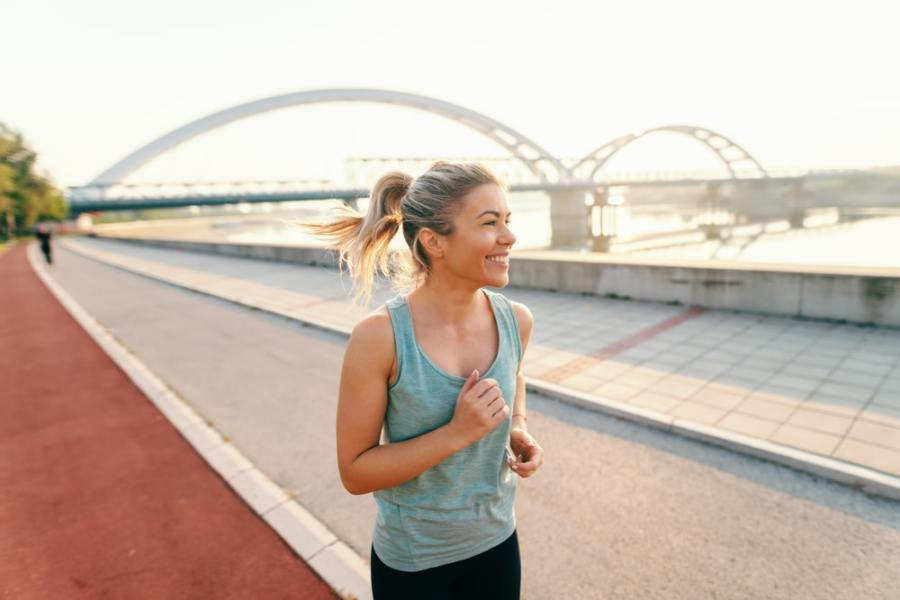 How 15 minutes of brisk walking first thing in the morning can energize your day!