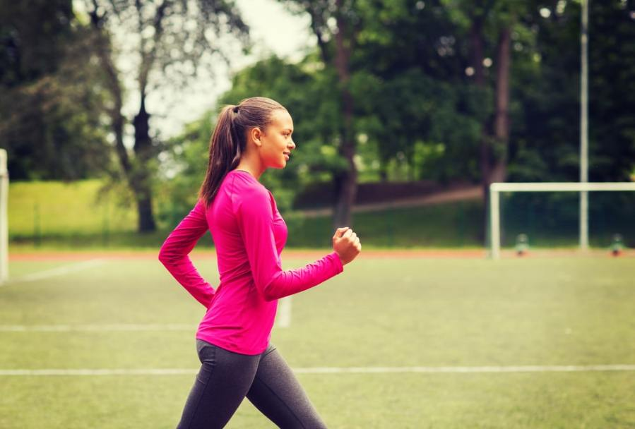 How speed walking is perfect for an intense, calorie-burning walking workout