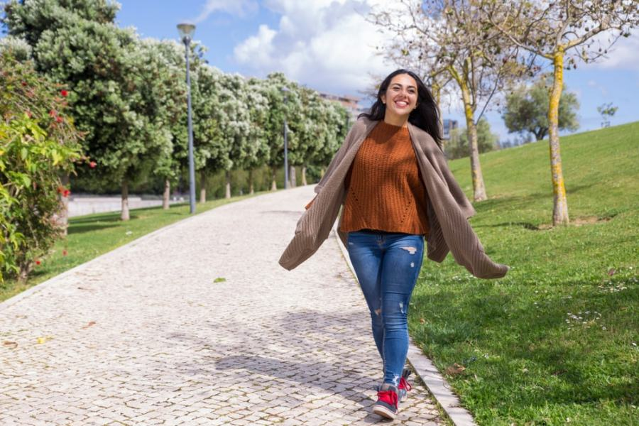 Why steady, sustainable progress is best when walking to lose weight