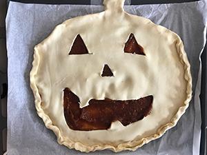 Recette Halloween étape 4