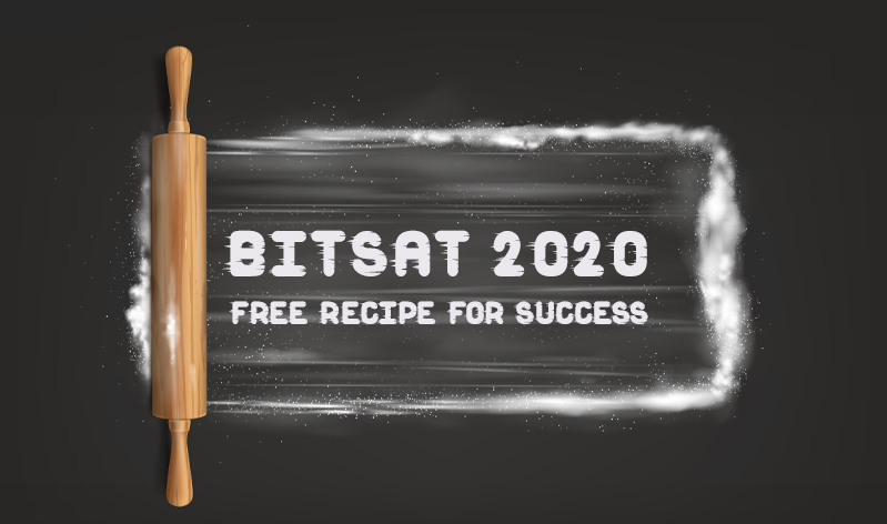 Crack BITSAT in one month! That too for FREE…