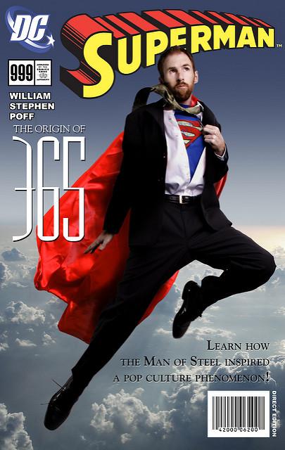 couverture de magazine super papa